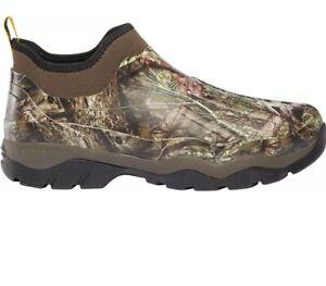 LaCrosse Alpha Muddy Boot 4.5 in. 3mm Mossy Oak Size 13 Model: 330020