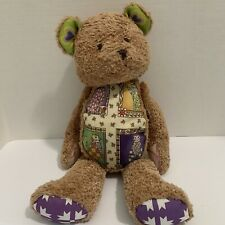 Whiskers Boyd Teddy Bear Plush Jim Shore Teddy Bear Collection w/ Jim's Cats 14�