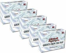 More details for yugioh ghosts from the past sealed display case 5 boxes posted - gftp