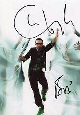 AUTOGRAPHE SUR PHOTO de Christophe WILLEM (signed in person)