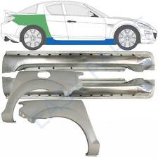 Mazda RX8 2003-2012 2x Radlauf Reparaturblech Kotflügel + 2x Schweller / Satz