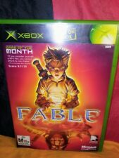 Fable - Microsoft Xbox PAL - Includes Manual