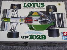 Maquette vintage Tamiya - Lotus type 102B au 1/20 - Rare