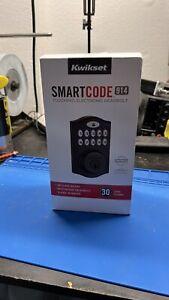 Kwikset Venetian Bronze SmartCode 914 Touchpad Electronic Deadbolt - 99140-020