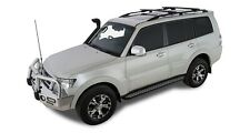 SX 2 Bar Rhino Roof Rack for MITSUBISHI Pajero NS-NX 4dr SWB/LWB 11/06on JA9141