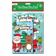 Kinder Weihnachten Play Packung Ausmalen Pads Stifte Kinder Activity Set Kinder