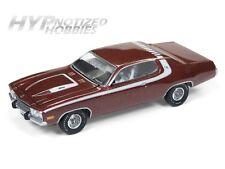 AUTO WORLD 1:64 1974 PLYMOUTH ROAD RUNNER AWSP002-24B