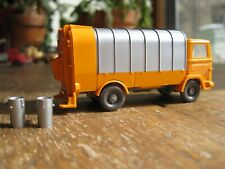 1972 WIKING MB LP 1317 Garbage Truck - Germany - Near Mint Condition