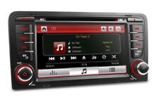 "RADIO DVD GPS CANBUS PARA AUDI A3 8P S3 LCD TÁCTIL 7"" BLUETOOTH MP3 ENVIO EN 24H"