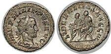 PHILIPPE II Antoninien LIBERALITAS AVGG III +249 ROME