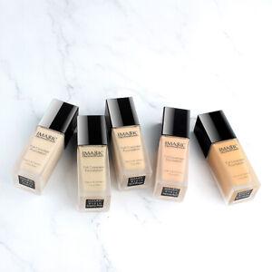 30ml Waterproof Oil Control Liquid Foundation Spots Wrinkles Concealer Cream