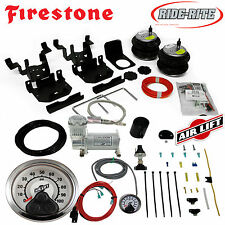Firestone Ride-Rite Air Springs AirLift HD Compressor for 01-10 Silverado Sierra