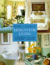 HOMES/GDNS DESIGN FOR LIVING, Harling, Amanda,Lee, Vinny, Very Good Book