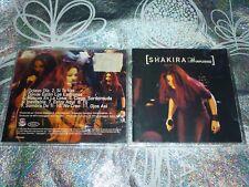 SHAKIRA MTV UNPLUGGED (CD, 11 TRACKS, 2000) (137106 A)