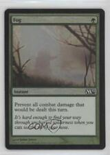 2011 Magic: The Gathering - Core Set: 2012 Booster Pack Base Foil #173 Fog 0b5