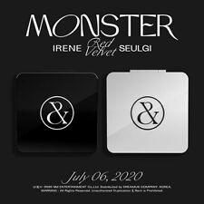 (PreOrder) Red Velvet - IRENE & SEULGI - [MONSTER] 1st Mini Album *FreeCustomize