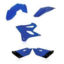 Blue Plastic Kit - Original '21 Acerbis 2403017118 For 15-21 Yamaha YZ85(Fits: Yamaha)