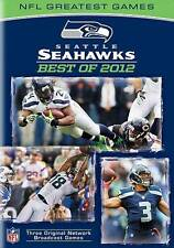 NFL Greatest Games: Seattle Seahawks - Best of 2012 (DVD, 2013, 3-Disc Set)