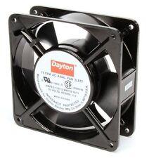 Dayton Axial Fan 115 Volts AC; 10 Watts; 75 CFM; Model 3LE77