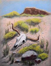 HIGH DESERT ODYSSEY, by Richard R. Nervig