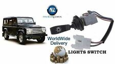 FOR LAND ROVER DEFENDER TD4 TD5 1998-2011 NEW HEAD LIGHT SWITCH OE