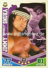 "Slam ATTAX Mayhem #170 Jimmy ""Superfly"" Snuka"
