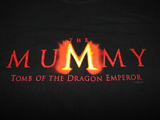 """""""Tomb of the Dragon Emperor"""" The Mummy Movie T-Shirt"""