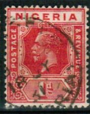 TIMBRE NIGERIA POSTAGE PERSONNAGE