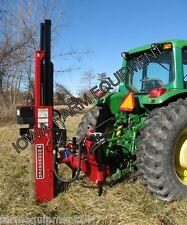 Tractor 3-Pt Post Pounder, Driver Worksaver Hpd26Qshc: 110,000klbs Force,HydTilt