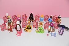 Playmobil 9444 Figures Girls Serie 14 alle 12 Figuren