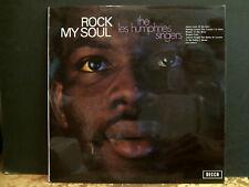 LES HUMPHRIES  Rock My Soul   L.P.  Soul Funk Gospel      Lovely copy!