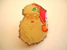 PINS RARE PERE NOEL Christmas SANTA CLAUS Weihnachtsmann