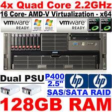 AMD Server mit 128GB Speicherkapazität (RAM) Firmennetzwerke -