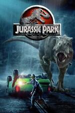 "Jurassic Park Movie Poster (1993) Adventure Film Custom Art Print 24x36""/60x90cm"