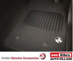 Brand New Genuine Holden Colorado Carpet Mat Set 92277782 *FREE POSTAGE*