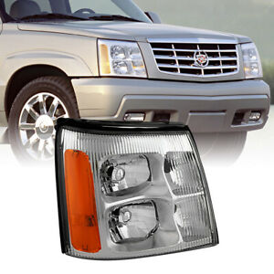03-06 Cadillac Escalade Xenon HID Model Right/Passenger Factory Style Headlight
