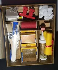 Repair Kit with Manual Book Booklovers First Aid Home Library by Ellis, Estelle