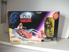star wars Shadows of the Empire SWOOP Bike Boxed but opened 1996 Good Condition