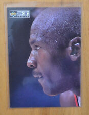 Michael Jordan 1997-98 Upper Deck Collector's Choice Michael's Magic #387 Bulls