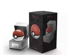 Pokémon Electronic Die-Cast Metal Pokeball Replica The Wand Company