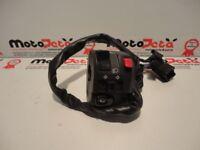 Blocchetto devioluci Sinistro light control left switch Kawasaki Z 750 07 14