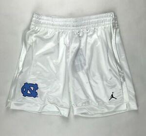 Nike Jordan UNC North Carolina Team Basketball Short Women's Medium White AT0538