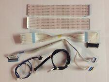 Lg 65Uj6300-Ua 4K Tv Ribbon and Cord Bundle