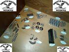 Complete Engine Motor Stock Hardware Chrome Kit for Harley Late Knucklehead