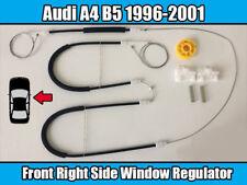 Audi A4 B5 4/5 Door 1996-2001 Front Right Door Window Regulator Repair Kit