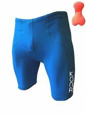 Men's Triathlon Shorts -  Blue, from Kona Tri Apparel