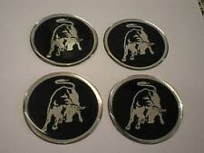 50mm Alloy Wheel Center Centre Badges (L1)