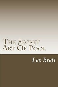 """New The Secret Art of Pool DVD by Brett Lee - Featuring the """"V"""" Grip"""