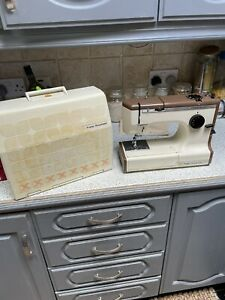Frister Rossman Cub 4 Sewing Machine MISSING POWER CABLE - UNTESTED