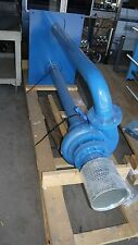 """NEW CARVER HORIZONTAL PUMP GS 5X4X10 5"""" SUCTION 4"""" DISCHARGE 600GPM 1750RPM"""